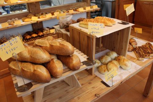 パン置き台